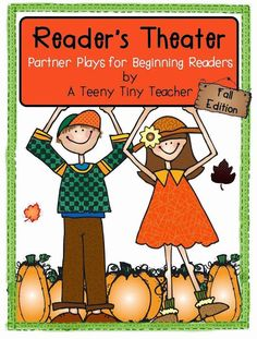 Reader's Theater - Fall Edition