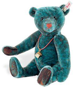 Steiff  Davis Teddy Bear 31 cm  169 lb