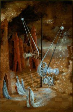 Premonition, 1953./ R. VARO