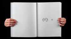 Experimental typography book inspired by Weingart guidelines. By Luisa Silva Gomes