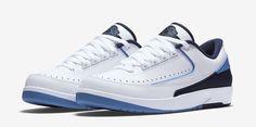 An Air Jordan 2 Low Inspired By The Tar Heels Releases Next Week