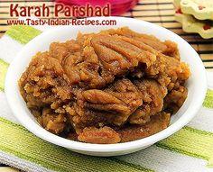 Karah Parshad Recipe
