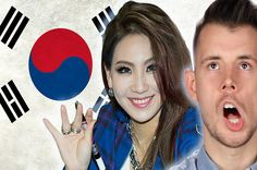 9 K-Pop Star Names Americans Can't Pronounce...This one could! I woulda rocked this!