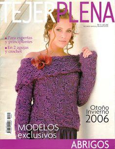 Tejer Plena Nº 001 - Melina Tejidos - Picasa Webalbumok