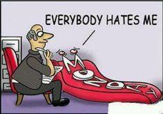 Poor Monday...lol
