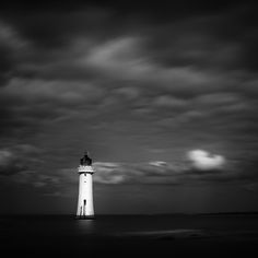 """Perch Rock "" by Chris Weedon, via 500px."