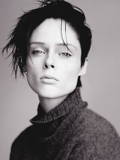 Coco Rocha She's the style crush of fashionistas, models and celebrities. Oh, AND she's a supermodel. Yep, it's Coco Rocha. Coco's style is personal; she sticks to what she loves and its signature. Coco always looks put together and polished but she has a killer rock n' roll edge, always adding a touch of black to her looks.