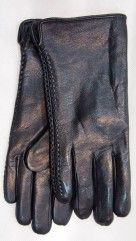 Rękawiczki męskie skórzane A044 S-2XL
