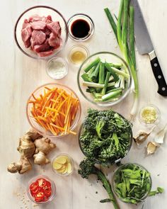 Stir-Fry 101: Really great tips, even if you're past the 101 stage.