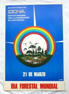 21 de marzo. Día forestal mundial