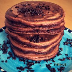 Pancake Light, Banana Pancakes, How To Stay Healthy, Healthy Fit, Fett, Superfood, Waffles, Protein, Breakfast