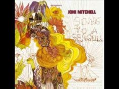 ▶ Joni Mitchell_ Song to a Seagull (1968) full album - YouTube