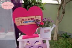 Doc Mc Stuffins 6th Birthday   CatchMyParty.com