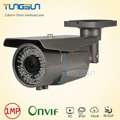 1800TVL CMOS Color Super HAD 36 Infrared Zoom Lens Surveillance Security Camera