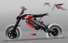 Sketchbook_Motorcycles on Behance