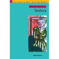 Livros Senhora - Clássicos Scipione - José de Alencar