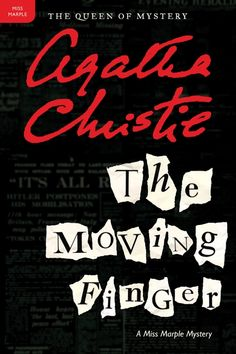 The Moving Finger, Agatha Christie