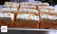 Puncsos krémes, ez a recept mindenkit elkápráztat, megéri kipróbálni! - Egyszerű Gyors Receptek Hungarian Recipes, Cake Cookies, Vanilla Cake, Muffin, Food And Drink, Cooking Recipes, Sweets, Baking, Gardening