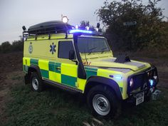 land rover ambulance - Google Search