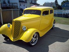 custom hot rod designs | 1934 Ford, Street Rod , Hot Rod, Chevy, Ford Classic Car, Truck - Used Ford 2 Dr. Sedan for sale ...