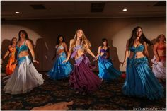 Yallah Mariah!  Belly Dance by Mariah student troupe of Canton, OH.