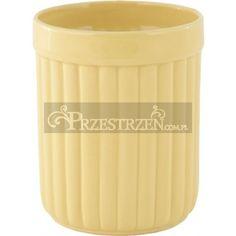 pojemnik ceramiczny żółty szary niebieski - Szukaj w Google