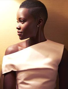 Oscar front-runner Lupita Nyong'o in Entertainment Weekly's latest issue.
