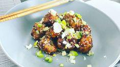 VIDEORECEPT: Mongolské mäsové guľky Meat, Chicken, Food, Essen, Meals, Yemek, Eten, Cubs