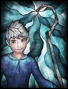 Jack Frost by mandiemanzano.deviantart.com on @deviantART