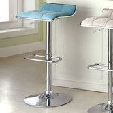 Found it at AllModern - Enders Adjustable Height Swivel Bar Stool