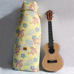 Hand made ukulele case (made in Japan) / For concert size ukulele / $98.00