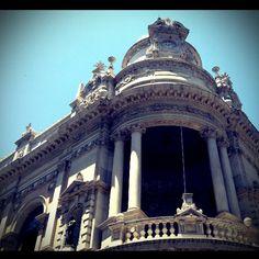 centro cultural dos correios Louvre, Building, Travel, World, United States, Bebe, Viajes, Buildings, Destinations