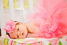 baby tutu tutu baby shower SALE Little Angels Coral by LiaAshley, $29.95