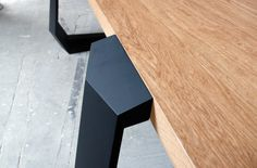Mo' Table on Industrial Design Served - #legs