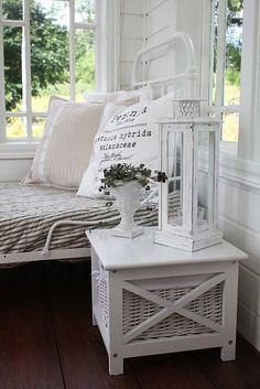 Shabby white sleepout. TeamWorks Realtor Group. Call us today! 540-271-1132.