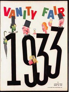 Vanity Fair's Depression-Era Cover Slideshow