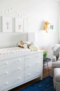 Cute boy's nursery