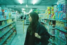 milkteethmagic:  I think there is something really romantic about grocery shopping at night. I wish there were more 24/7 grocery stores.