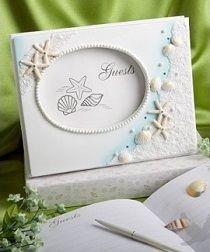 LIbro de firmas para bodas en la playa / guestbook for beach weddings