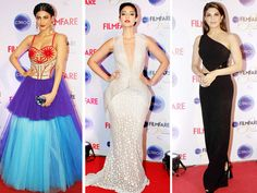 Filmfare made a grand entry in the world of beauty and glamour by introducing the Filmfare Glamour and Style Awards. Bollywood celebrities walked the red carpet in enviable couture. Check out some of the most stylish celebrities who made it to our favourites list. Image courtesy: IANS/Facebook Don't Miss! 10 Oscars Red Carpet Beauty Looks We Covet