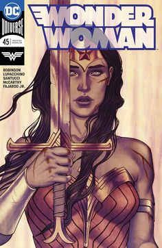 DC Comics for April 25th, 2018
