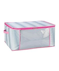 Take a look at this Palmilla Light Jumbo Storage Bag by The MacBeth Collection on #zulily today!