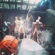 Studio Robaudi sculpture