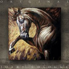 Amazing Horse oil paintings