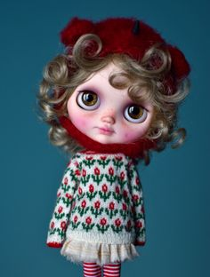 Custom Blythe Doll by hola gominola