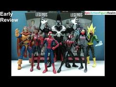 Early Review of The Marvel Legends Space Venom Wave Action Figures This video features my Early Review of The Marvel Legends Space Venom Wave Action Figures. The action figures a part of The Marvel Legends Space Venom Wave Action Figures that are slated to be released in 2016 include Silk Classic Hobgoblin Miles Morales Spider-Man Electro Ultimate Spider-Man Peter Parker and the Space Venom Build A Figure which can be assembled if you purchase all of the other 6 figures within the set…