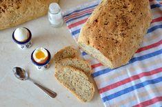 Chleby na drożdżach - przepisy Hummus, Bread, Food, Eten, Bakeries, Meals, Breads, Diet