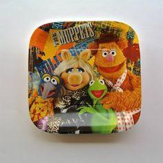 Platos Muppets - Artículos de Fiesta