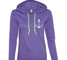 'Purple' Anchor Lightweight Hoodie East Carolina Vinyl Su... http://www.amazon.com/dp/B015GIT3C6/ref=cm_sw_r_pi_dp_EcOgxb0AYX1FZ