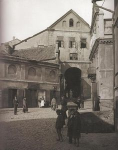 Brama Grodzka Krakow Poland, Jewish History, My Kind Of Town, What A Wonderful World, Warsaw, Planet Earth, Old Photos, Wonders Of The World, Planets